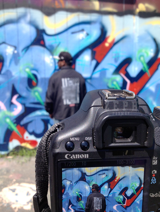 The Jacket.  Photo shoot fresh, looking like wealth - I'm 'bout to call the paparazzi on myself.